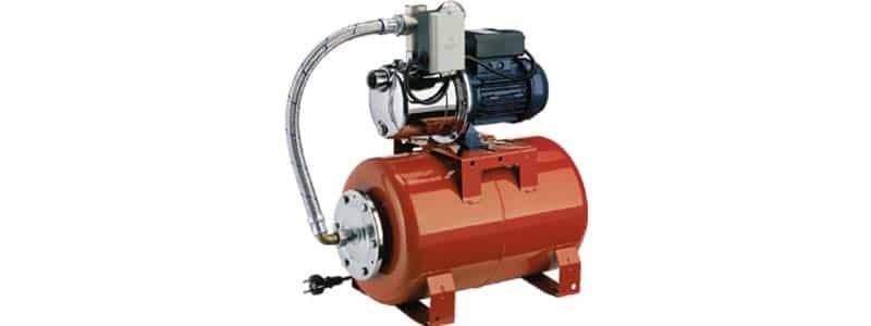 bộ bơm tăng áp tự động Ebara Model JEX