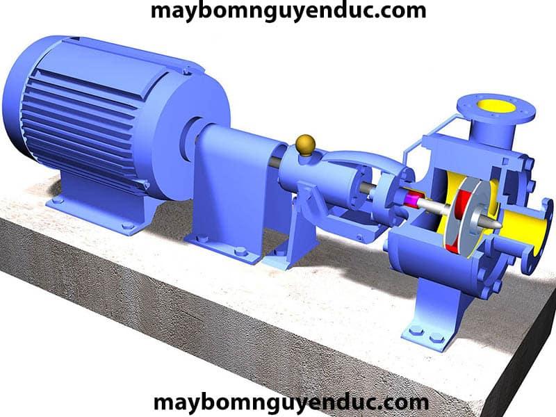 ứng dụng của máy bơm ly tâm tong công nghiệp